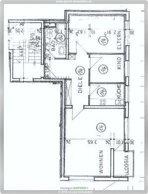 TOP 3 Zi. Whg. in einer gepflegten Anlage in Alt Schwalbach – zur Zeit vermietet, 65824 Schwalbach, Etagenwohnung