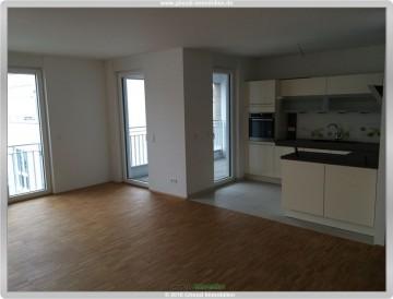 Hochwertige 2-Zimmerwohnung in wunderschöner Anlage 61350 Bad Homburg vor der Höhe, Etagenwohnung