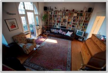 2 Zimmer Altbauwohnung in Bockenheim, 60487 Frankfurt, Etagenwohnung