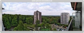 Genießen Sie den Ausblick in Waldrandlage, 61476 Kronberg, Etagenwohnung