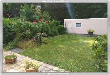 Reihenendhaus in Niederursel mit eingewachsenem Garten, 60439 Frankfurt, Einfamilienhaus