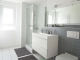 WESTHAFEN-FEELING  Zentral residieren und geradezu idyllisch wohnen - Bad
