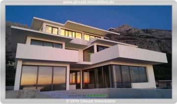 Designer Luxusvilla – Luxus und Minimalismus in bester Kombination, 21300 Makarska, Villa
