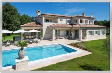 Ein Traum in Istrien – Luxuriöse Villa mit Pool, 52352 Ladici, Villa