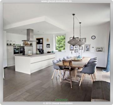 Luxus Neubau Townhouse im beliebten Europaviertel mit Dachterrasse, 60486 Frankfurt, Einfamilienhaus