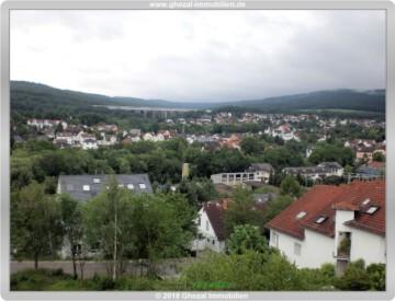 2,5 Zimmer Maisonette-Wohnung mit Panoramablick, Balkon, Kamin Stellplatz, 65527 Niedernhausen, Maisonettewohnung